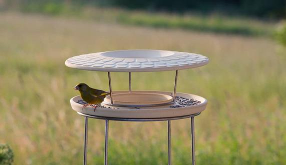 Bird Table CeraNatur