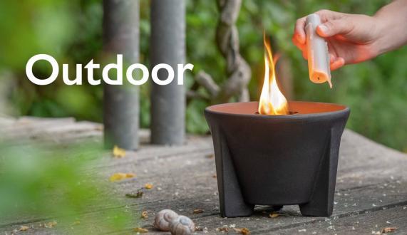 Waxburner Outdoor