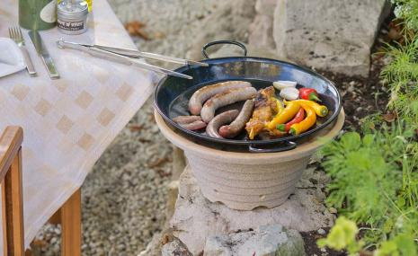 CosyRoast® - The lightning-fast outdoor stove