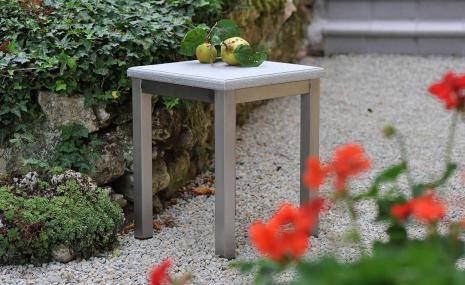 Tisch Granicium® Edelstahl