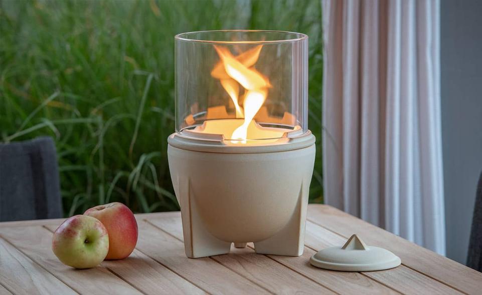 waxburner outdoor ceranatur denk keramik. Black Bedroom Furniture Sets. Home Design Ideas