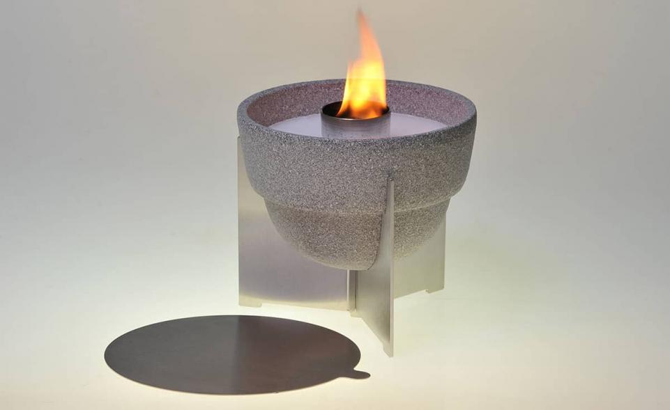 schmelzfeuer outdoor l granicium mit deckel denk denk keramik. Black Bedroom Furniture Sets. Home Design Ideas