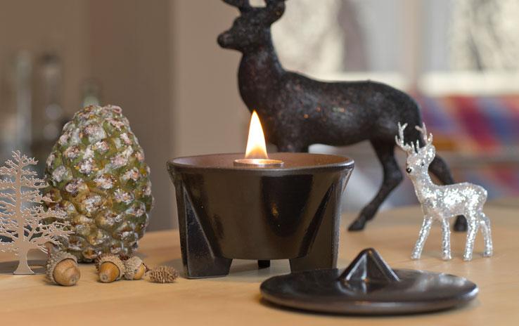 schmelzfeuer indoor ceralava denk. Black Bedroom Furniture Sets. Home Design Ideas