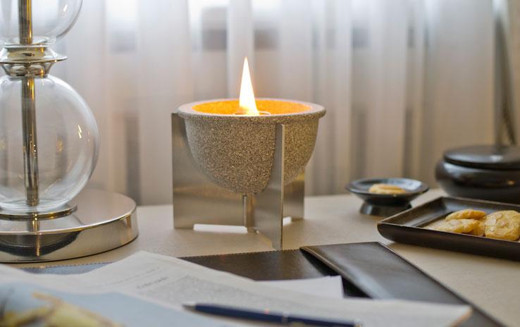 schmelzfeuer indoor m granicium mit deckel denk. Black Bedroom Furniture Sets. Home Design Ideas
