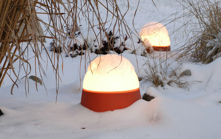 luxor cottorot mit eingebauter steckdose denk. Black Bedroom Furniture Sets. Home Design Ideas